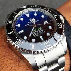 Rolex DSSD - D Blue