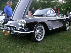 All orginal Chevy Corvette 1950's