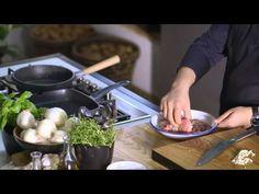 Bucataria Lidl, cu Chef Florin Dumitrescu - Ceafa de porc cu bacon si sp...