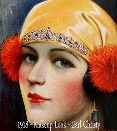 Gallery – The Makeup Looks of the Edwardians.21
