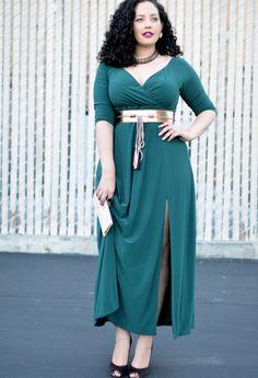 Interview: Girls With Curves Blogger Tanesha Awasthi - Stylist.co.uk homepage - Stylist Magazine