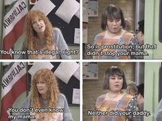 Miss Swan's Best Insult