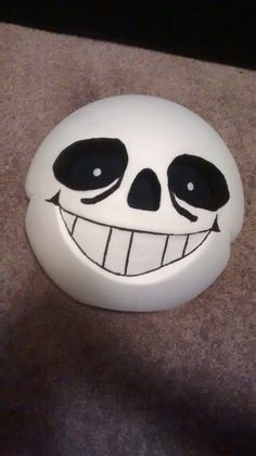 Diy: Undertale Sans mask