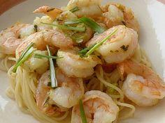 Good Food Michigan: Shrimp Scampi Recipe