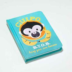 BYOB monkey Journal