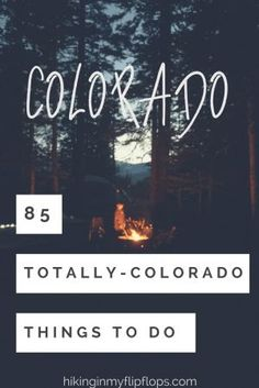 85 of the Best Things to do in Colorado. Fun, unusual, and off the beaten path experiences and places to eat and stay #familyfravel #colorado #travel #thingstodoincolorado