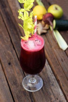 New Year's Detoxifying Juice | Free People Blog