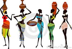 African Women Royalty Free Stock Image - Image: 17340606