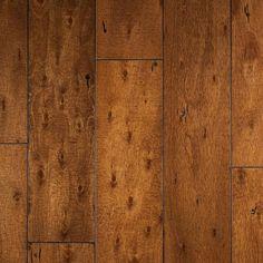 Handscraped Taconnay Eucalyptus French Dard Edge Engineered Hardwood