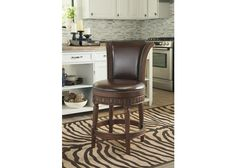 Take time to reflect on your passions and interests. Check it out here! D553-224 North Sh... at http://www.reecefurniture.com/products/d553-224-north-shore-uph-swivel-barstool-1-cn-dark-brown?utm_campaign=social_autopilot&utm_source=pin&utm_medium=pin