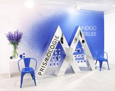 Prismologie - Global Exclusive to Space NK. This is the press day set up