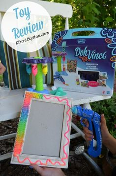 DohVinci Color Mixer Play-Doh toy review, Gift ideas for kids 6 and older, fun…