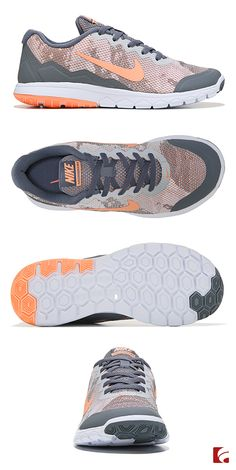 aa27f509a811c5 Get in stride with the Flex Experience RN 4 Prem Running Shoe from Nike.  Sporty