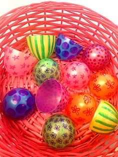 Activities for toddlers: Easter Egg Pattern Matching