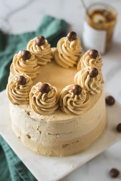 Banoffee Cake, The Cupcake Confession