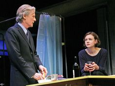 """London hit """"Skylight"""" will get a Broadway transfer this spring, with stars Carey Mulligan and Bill Nighy reprising their roles in Stephen Daldry's staging of the 1995 play by David Hare. The produc..."""