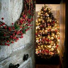 Decoração de Natal @holly.jolly.xmas.inspiration