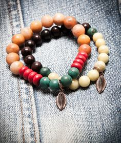 Rope the Moon Jewelry.  Native Spirit Collection.  #Bracelets.  Indian Feather.  Charm.