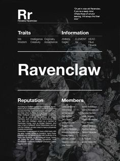 "i-am-aesthetica: ""Hogwarts Houses: Ravenclaw "" Harry James Potter, Harry Potter Universal, Harry Potter Memes, Harry Potter Hogwarts, Harry Potter World, Hogwarts House Traits, Harry Potter Houses Traits, Slytherin Traits, Hogwarts Mystery"