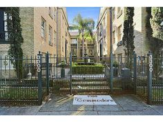 2 bedroom unit w/ stainless appliances. granite counter tops, new cabinets, new kitchen and bath. Beautiful gated courtyard w/ fountain. Laundry & fitness room on premises.