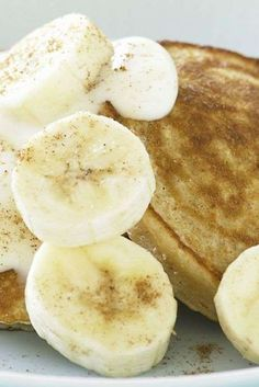 Pancakes aren't exactly the healthiest choice on their own, but when you make them with this two-ing... - Getty Images