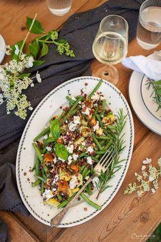 Salad, Dinner, Food, Summer Salad Recipes, Salad Ideas, Dining, Food Dinners, Essen, Salads