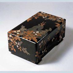Korin Ogata - writing box