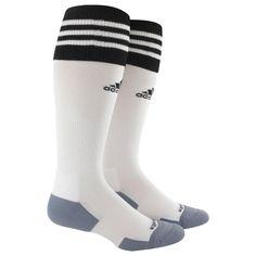 e848076fa6de adidas Copa Zone Cushion 2.0 Socks (White Black). Goal Kick Soccer