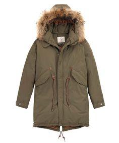 Men's Aigle Fishtrack Jacket - Antic