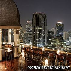 The Speakeasy, Hotel Muse, 55/555 Lang Suan Road; +66 (0)2 630 4000; expensive