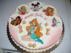 Torta Winx 21