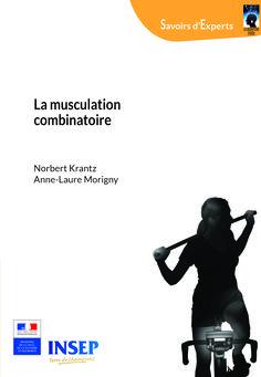 LA MUSCULATION COMBINATOIRE - 2015 - 13MO.KRA