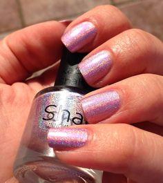 Pretty Little Nails: Holothon 2.0 #5: Shaka Hologram Rose (A) e Waterfa...