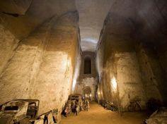 Napoles underground: Tunnel Borbonico