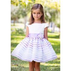 Vestido de arras y ceremonia de niña, AMAYA 2016 NUEVA COLECCIÓN,