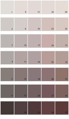 mauve gray color | classic mauve, used here with shades of gray