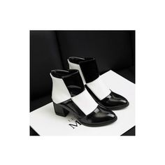 Buy 2015FallFashionComfortableRubberBootsWhite with cheapest... via Polyvore