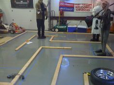 Prop Showcase: Building a Garage Haunted House