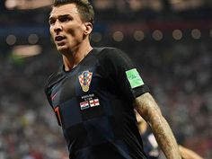 Mandzukic sends Croatia to first World Cup final. Croatia beat England by 2-1 in a miraculous display of skills on 11/07/2018.