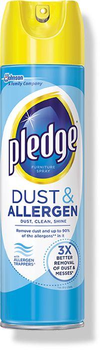 Dust and Allergen Furniture Spray