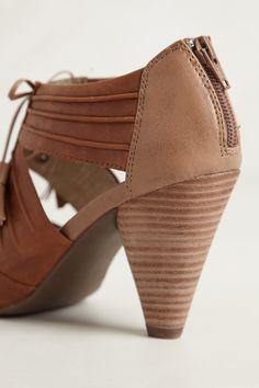 Gaultine Heels - back