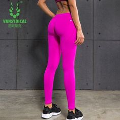 High Waist Stretched Tights