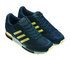 adidas Originals ZX 750 – Green / Yellow #sneakers #kicks