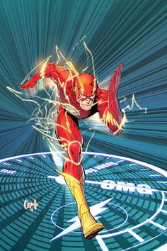 The Flash by Greg Capullo