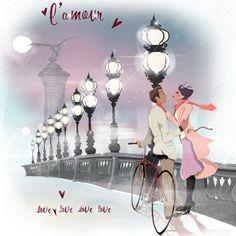 City Bridge - Lucy Truman