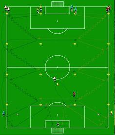 """Software en voetbaltrainingen """"CONDITIE 2"""" - YouTube"""