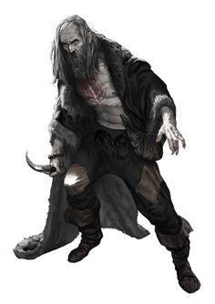 Leperos by Marko-Djurdjevic Fantasy Character Design, Character Concept, Character Inspiration, Character Art, Concept Art, Dark Fantasy, Fantasy Rpg, Medieval Fantasy, Fantasy Portraits
