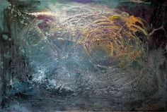 The Storm - Massimo Di Stefano - Tecnica mista su tela - 2000,00 €