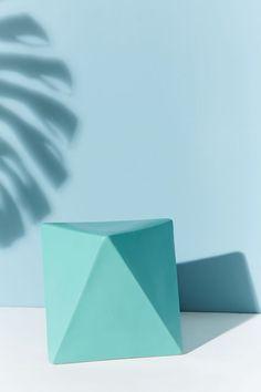 Origami Foldable Decorative Rack Hazelnut Origami Group Inc ADECO-HAZ
