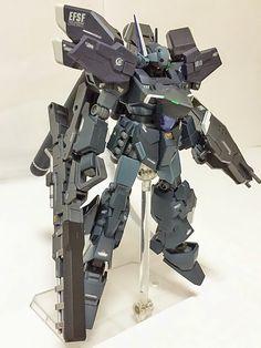 GUNDAM GUY: 1/144 RGM-96X Jesta Raptor - Customized Build
